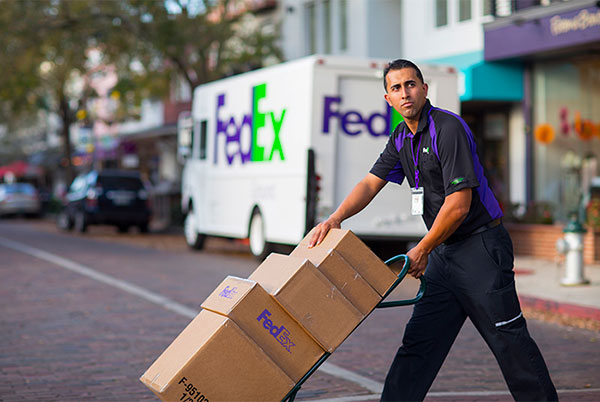 About FedEx Ground